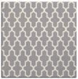 rug #1322271 | square white rug