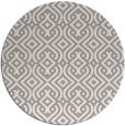 rug #1322488 | round beige popular rug