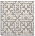 rug #1322536 | square white damask rug