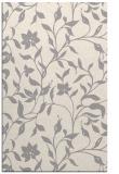 rug #1322624 |  white natural rug
