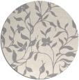 rug #1322628 | round beige natural rug