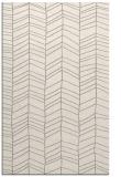 rug #1322804 |  white stripes rug