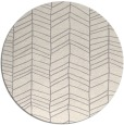 rug #1322808 | round natural rug