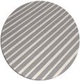 rug #1322848 | round beige stripes rug