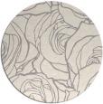 rug #1323148 | round beige popular rug