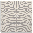 rug #1323336 | square white animal rug