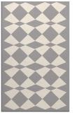 rug #1323584 |  white check rug