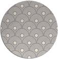 rug #1323608 | round beige popular rug