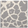 rug #1323976 | square beige animal rug