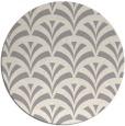 rug #1324028 | round beige graphic rug