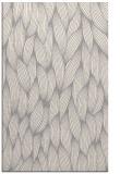 rug #1324164 |  white natural rug