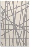 rug #1324204 |  white stripes rug