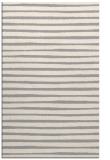rug #1324224 |  beige stripes rug