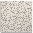 rug #1324456 | square white animal rug