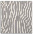 rug #1324536 | square white animal rug