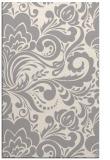 rug #1324564 |  beige damask rug