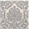rug #1324676 | square beige damask rug