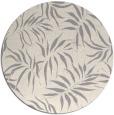 rug #1324928 | round beige natural rug