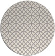 rug #1325048 | round beige circles rug