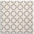 rug #1325156   square white circles rug