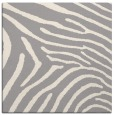 rug #1325236 | square white animal rug