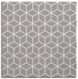 rug #1325356 | square beige geometry rug