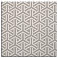 rug #1325616   square white retro rug