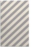 rug #1325784 |  white stripes rug
