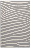 rug #1325904 |  white stripes rug