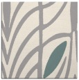 rug #1325996 | square white abstract rug