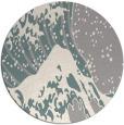 rug #1326268 | round white natural rug