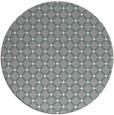 rug #1326408 | round beige check rug