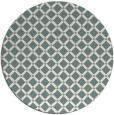 rug #1326411 | round check rug