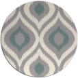 rug #1326468 | round beige natural rug