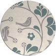 rug #1326608 | round beige natural rug