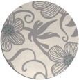 rug #1326648 | round beige natural rug