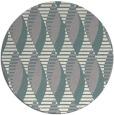 rug #1326988 | round beige retro rug