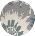 rug #1327168 | round beige natural rug