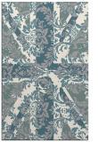 rug #1327244 |  white damask rug