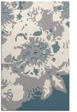 rug #1327364 |  white abstract rug