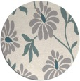 rug #1327468 | round beige natural rug
