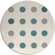 rug #1327628   round retro rug