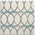 rug #1327836 | square beige circles rug