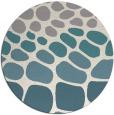 rug #1327928 | round beige circles rug