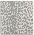 rug #1328116 | square white animal rug