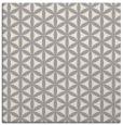 rug #1328416 | square white rug