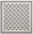 rug #1328696 | square beige borders rug