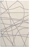 rug #1328844 |  white stripes rug