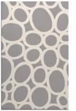 rug #1328924 |  beige circles rug