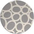 rug #1328928 | round beige retro rug